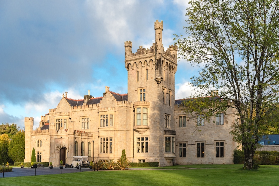 Lough Eske Castle in Donegal