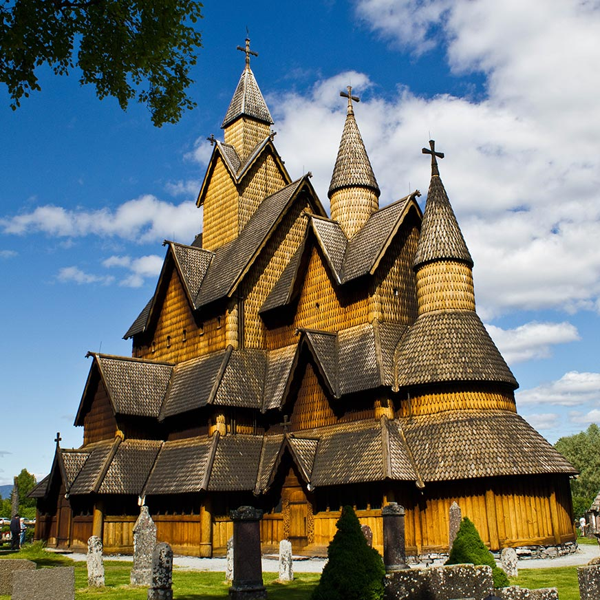 Notodden stave church